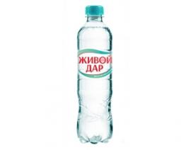 """Вода """"Живой дар"""" негазировнная"""