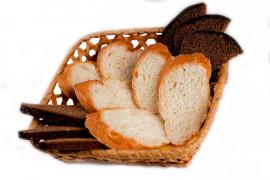 Мини хлебная корзинка